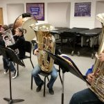 Parkview Band Low Brass
